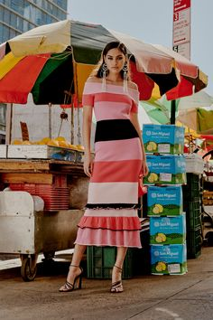 Prabal Gurung Resort 2022 Collection - Vogue Fashion Beauty, Fashion Looks, Fashion Show, Fashion Design, Fashion Trends, Resort Dresses, Prabal Gurung, Celebrity Style, Ready To Wear
