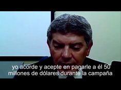 [VIDEO] ¡EXPLOSIVO! Presidente de Odebrecht confiesa que entregó 35 millones de dólares a la campaña de Maduro
