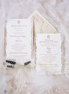 Ojai Wedding by Lacie Hansen as featured in Magnolia Rouge Magazine Issue 2. Stationery by Pitbulls & Posies