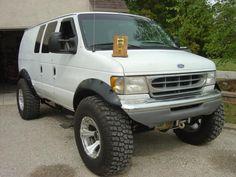 2001 Ford Quigley For Sale - Expedition Portal Dodge Van For Sale, 4x4 Van For Sale, Lifted Van, Lifted Ford, 4x4 Camper Van, Astro Van, Van Storage, Vanz, Men's Vans