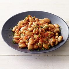 WW - Greek-Style Butter Beans - 5 points plus
