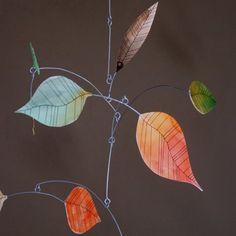 hanging mobile art - Google Search