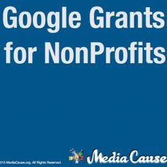 Google Ad Grants for Nonprofit Groups - Get $10k per month in free Google AdWords advertising to grow your donor list.