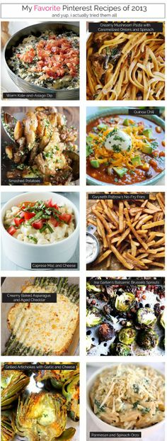 top pinterest recipes of 2013 - i suwannee