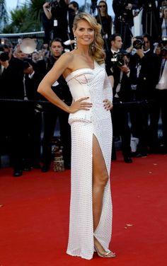 Cannes 2013 - Heidi Klum
