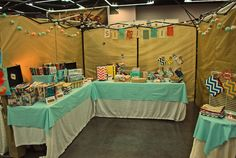Craft Fair Booth Display Ideas | ... Wonderland Booth set up - 2013 ... | Craft Show Booth Ideas, I