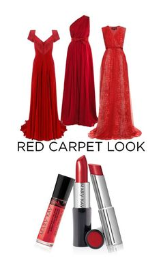 From the carpet to the dresses to the lipstick, we were seeing red at the award showst! What is your favorite look from the red carpet?