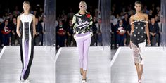 """#PrabalGurung -the designer who won over #FirstLady #MichelleObama with his philosophy of modern #luxury and #glamour has just released his #SS14 collection in #NYFW. Gurung has described his #collection as """"femininity with a bite"""". One word: #WOW"""