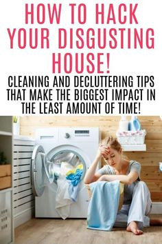 """And Organizing """"My House is a Disgusting Mess"""" - Lazy House Cleaning T. - And Organizing """"My House is a Disgusting Mess"""" – Lazy House Cleaning Tips That Work - Speed Cleaning, Deep Cleaning Tips, House Cleaning Tips, Cleaning Solutions, Spring Cleaning, Cleaning Hacks, Diy Hacks, Cleaning Routines, Cleaning Lists"""