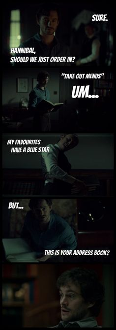 Hannibal funnies are always funny.