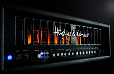 The Hughes & Kettner Coreblade - the tube amp of choice for rock, metal and more, as favoured by Jeff Waters of Annihilator and others!