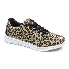 Oill sneakers, leopard - Theo leopard girl shoes, black - NETSKO - Sko-Børnesko-Damesko-Sandaler-Sommersandaler-Forårssko-Børnesandaler