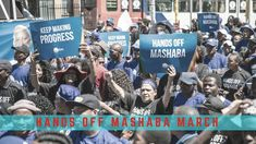 Today over a thousand people joined the Democratic Alliance (DA) as the marched on the Johannesburg City Council chambers in support of Johannesburg's mayor . Democratic Alliance, Johannesburg City, March, Hands, Content, Videos, Youtube, Movies, Movie Posters