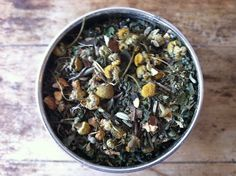 Tummy Soother: An Herbal Loose Leaf Tea