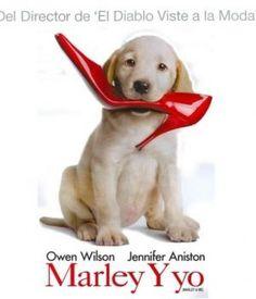 Jennifer Aniston, Owen Wilson & Marley ♥