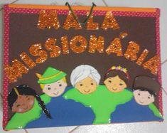 MALA MISSIONÁRIA - CRIANÇAS DO MUNDO INTEIRO