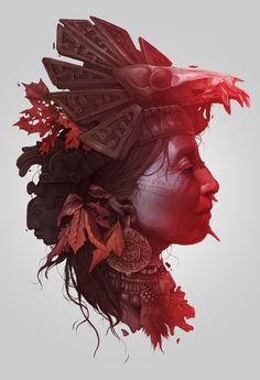 Fantasy Masterworkds by Grzegorz Domaradzki