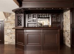 1000 Images About Custom Home Bars On Pinterest Home