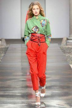 Philosophy Di Lorenzo Serafini Spring/Summer 2018 Ready-To-Wear   British Vogue