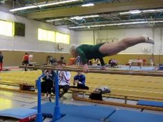 Why's The 86-Year-Old Wearing A Leotard? Oh, You Know, Because She's An Awesome Gymnast