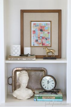 Ten Minute Decorating ideas – Interchangeable Art