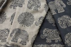 Didymos Limited Edition Woven Wrap - India,