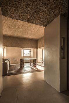 antonino cardillo architetto / casa della polvere, roma