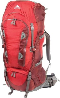 Check this Out.... Gregory Mountain Products Palisade 80 Backpack, Cinder Cone Red, Large  has recently been posted to  http://bestoutdoorgear.co/gregory-mountain-products-palisade-80-backpack-cinder-cone-red-large/