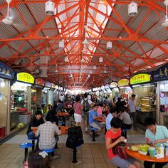 For the first time, Michelin has given a star to a chef who cooks street food in one of Singapore's acclaimed hawker centers.