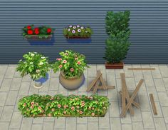 Mod The Sims - Liberated Garden Stuff