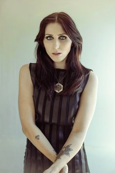 Seriously Ruined: Chelsea Wolfe for BLACK SHEEP & PRODIGAL SONS by Joel W. Henderson