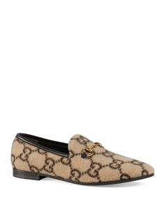 X4XAZ Gucci Jordaan Flat GG Flannel Loafers Leather Espadrilles, Leather Ballet Flats, Gucci Jordaan Loafer, Gucci Flats, Gucci Baby, Patent Leather, Flannel, Fashion Brands, Slippers