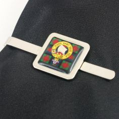 Clan Crest Square Ti