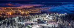 Vancouver city Panorama from the summit of Grouse Mountain by Pierre Leclerc on 500px