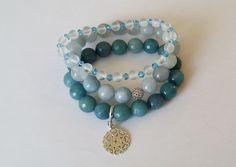 Blue Bracelets MANTOS