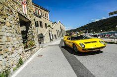 ミウラ50°アニベルサリオ・イタリアツアー|50° Anniversario Miura Tour