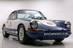 1968 Porsche 911 SR Factory Race Car Front