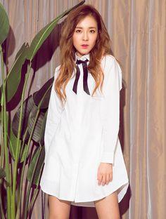 2NE1's Sandara Park Endorses Penshoppe in Sexy Pictorial   Koogle TV