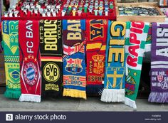 Kuvahaun tulos haulle football scarves