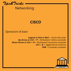 Tips&Tricks: Networking - CISCO #networking #CISCO