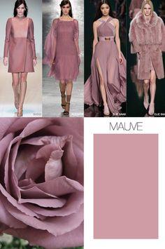 2015-16, el rosa palo es un color de tendencia precioso, resalta la feminidad y dulzura de la mujer