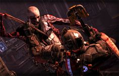 Top Survival Action Games-Dead Space