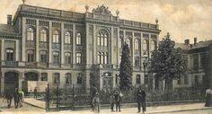 Das Landeshaus von Königsberg (East Prussia).