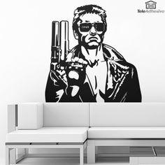 Vinilo decorativo de Terminator
