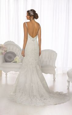 Wedding Dresses | Vintage Inspired Wedding Dress | Essense of Australia