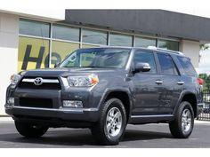 HOT DEAL OF THE DAY: 2013 Toyota 4Runner SR5: https://www.hertzcarsales.com/vehicle/details/14160521