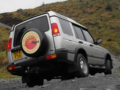 Neil's confession about the :and Rover TD5 Discovery