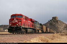 RailPictures.Net Photo: CP 8850 Canadian Pacific Railway GE ES44AC at Castle Rock, Colorado by John Shine
