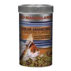 Marineland Goldfish Color 4.41oz 6pk