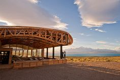 Best New Hotels Hot List 2012: Tierra Patagonia Hotel & Spa, Chile | Condé Nast Traveller,
